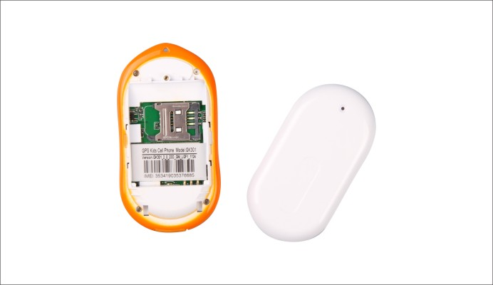 bezpečný telefon s gps pro děti