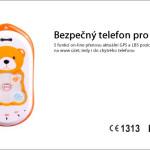 dětský telefon s gps