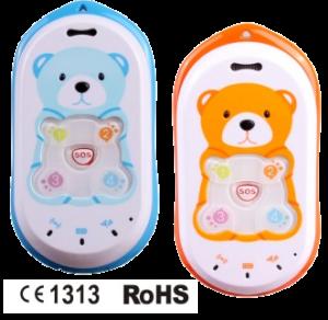 bezpečný mobil pro děti