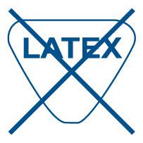 latex-free
